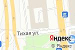Схема проезда до компании Региональная служба безопасности в Москве