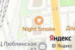 Схема проезда до компании СМАРТ Финанс в Москве