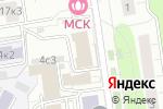 Схема проезда до компании Защита информационных систем в Москве