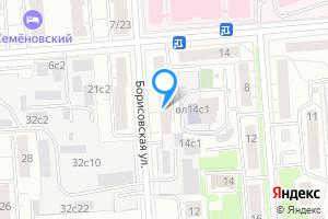 Снять комнату в Москве ул Борисовская, 16