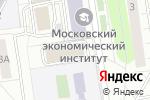 Схема проезда до компании Общероссийский профсоюз работников производства никеля в Москве