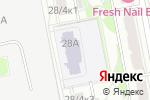 Схема проезда до компании DTS Parts в Москве
