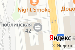 Схема проезда до компании Poolstart в Москве