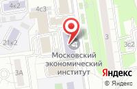 Схема проезда до компании Трансстрой в Москве