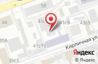 Схема проезда до компании Амира в Москве