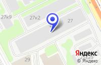 Схема проезда до компании ПТФ ДЖИВА М в Москве