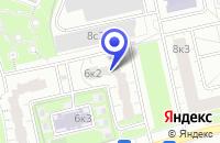 Схема проезда до компании ОРТОПЕДИЧЕСКИЙ МЕДИЦИНСКИЙ ЦЕНТР МЕДОРТЕКС в Москве