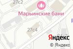 Схема проезда до компании Avto-S в Москве