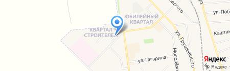 Компания по оформлению загранпаспортов на карте Авдеевки
