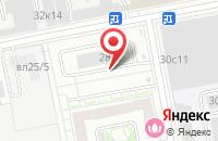 Схема проезда до компании Эмпр-Газ в Москве
