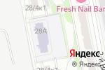 Схема проезда до компании Акватехника в Москве