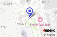 Схема проезда до компании ПРОИЗВОДСТВЕННАЯ ФИРМА ЭКОВЕНТ в Москве