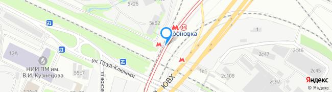 мцк Андроновка