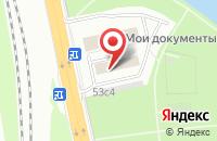 Схема проезда до компании Аймарс Медиа в Москве