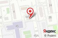 Схема проезда до компании Куафёр Профи в Москве