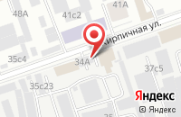 Схема проезда до компании Бриз в Москве