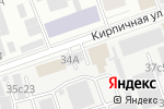 Схема проезда до компании Курс в Москве