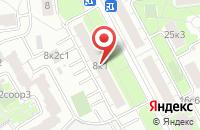 Схема проезда до компании Атолл-Н в Москве
