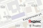 Схема проезда до компании Bikeseason.ru в Москве
