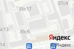 Схема проезда до компании Канудос в Москве
