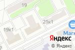 Схема проезда до компании Кудесница в Москве