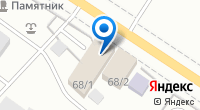 Компания Autodom на карте