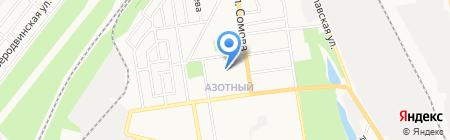 Детский сад №157 на карте Донецка