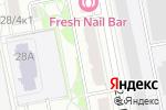 Схема проезда до компании Аквасила в Москве