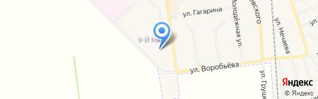 Адвокат Самсонова Т.А. на карте Авдеевки