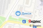 Схема проезда до компании Qiwi в Пирогово
