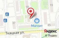 Схема проезда до компании Мбск в Москве
