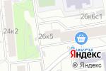 Схема проезда до компании Валентина в Москве