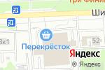 Схема проезда до компании MST в Москве