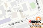 Схема проезда до компании ПОЖТОРГ в Москве