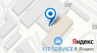 Компания Лествица-Юг на карте