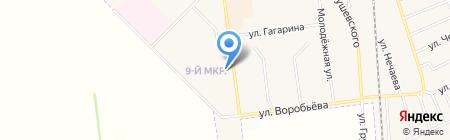 Компания по ремонту стиральных машин на карте Авдеевки