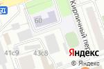 Схема проезда до компании Тейплайн принт в Москве