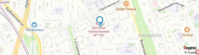 проезд Саратовский 2-й