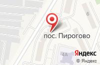 Схема проезда до компании Ital-Ice в Пироговском