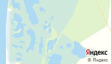 Гостиницы города Черный Ерик на карте