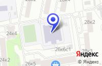 Схема проезда до компании ИНЖИНИРИНГОВАЯ ФИРМА АГРО-З в Москве