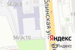 Схема проезда до компании Niva777 в Москве