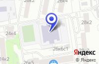 Схема проезда до компании АВАРИЙНАЯ СЛУЖБА № 5 ЖИЛИЩНОЕ АГЕНТСТВО ПРЕОБРАЖЕНСКОГО Р-НА в Москве