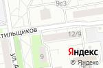 Схема проезда до компании СпецТехМаш в Москве