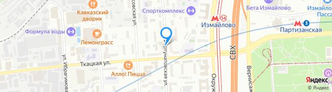 Фортунатовская улица