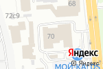 Схема проезда до компании Лола в Москве