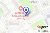 Схема проезда до компании ПТФ КОНТУР-С в Москве
