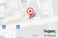 Схема проезда до компании Р-Тех в Москве