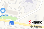 Схема проезда до компании Продуктовый магазин в Пирогово