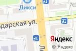 Схема проезда до компании Интерьер кухни в Москве